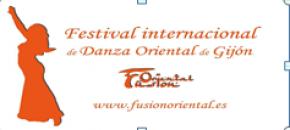 festival internacional de danza oriental de Gijon
